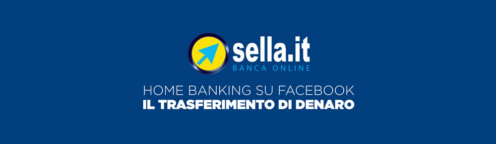 homebancking Facebook Bonifici Banca sella