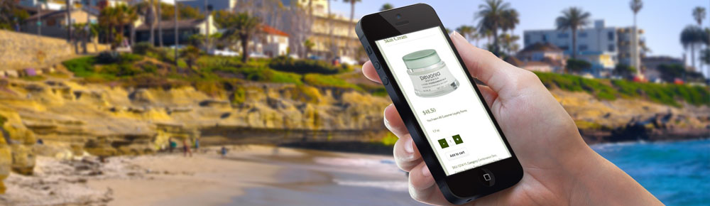 mobile ecommerce comprare da smarphone