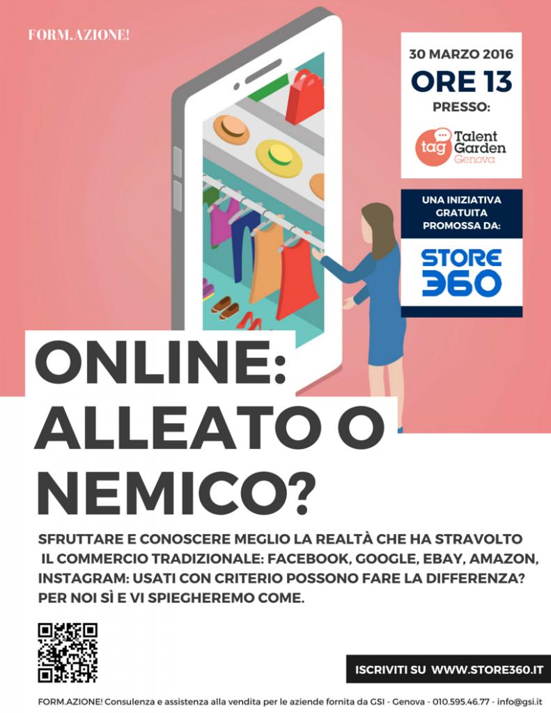 vendere Online Corso Formazione Genova gratis