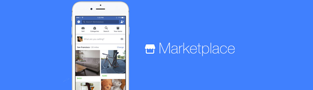 facebook, ecommerce, marketplace, vendere online, vendere su facebook